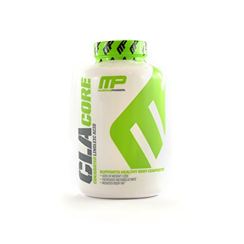 MusclePharm CLA Core - Pack of 180 Softgels by MusclePharm