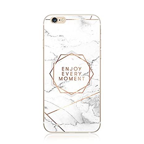 coque iphone 6 silicone marbre