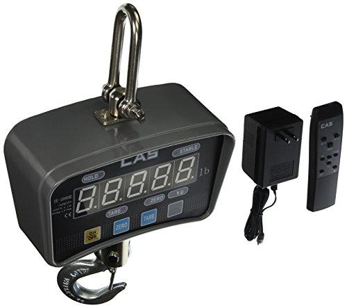 CAS IE Series Crane Scale, 2000 lb. Capacity