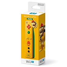 Nintendo Wii/Wii U Remote Plus Controller - Bowser (Japanese Version)