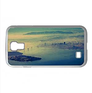 San Francisco Bay Watercolor style Cover Samsung Galaxy S4 I9500 Case (California Watercolor style Cover Samsung Galaxy S4 I9500 Case)