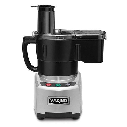 Waring Continuous Feed Food Processor - Waring WFP16SCD Liquilock Combination Food Processor, 4 Qt. Capacity