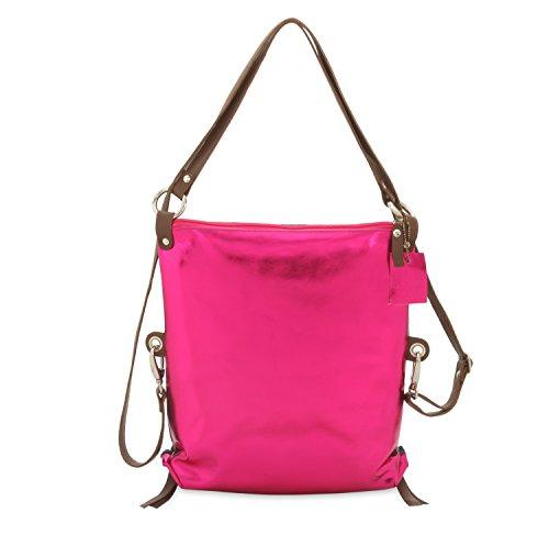 Hydestyle Azul Pink Colores Para Mochila Hot Varios Bolso Mujer rYwqfrRA