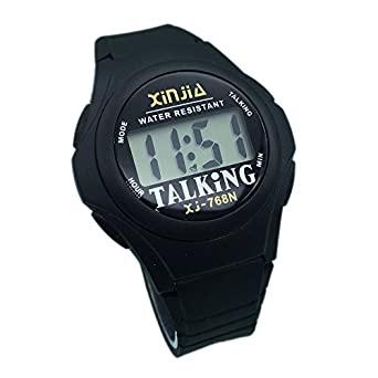 blind watch impaired the s digital alarm talking sport finally led for music outdoor clock or visually skmei watches a military men waterproof shock