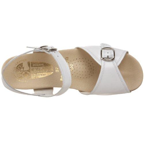 Worishofer Women's 711 Sandal White cheap popular fashionable cheap online original sale online 9oXwZ