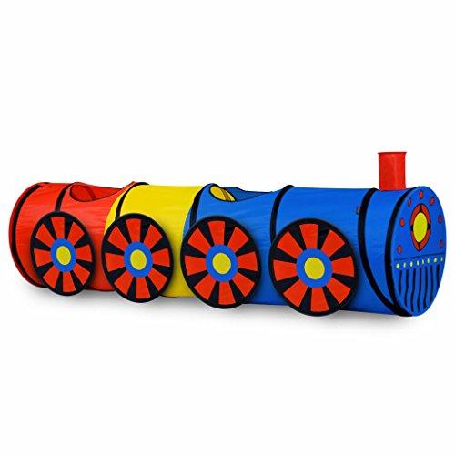Chug 'n' Roll Train Play Tunnel 6' long X 18