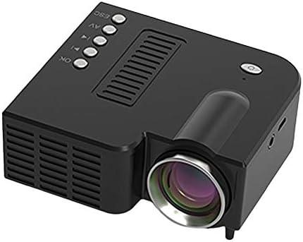 Joojun UC28C Mini proyector Cine en casa, 1080P HD LED Proyector ...
