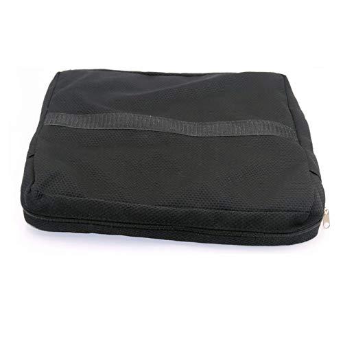 Durable Anti-Decubitus Airbag Opblaasbare Zitkussen Opbergtas Ademend Organizer Protector Fit voor Rolstoel/Auto…