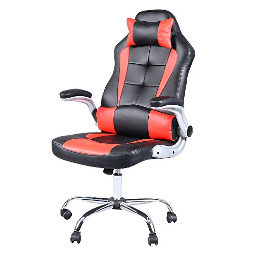 41sfM0YhFgL - Video-Game-ChairHome-Office-Chair-C-Shaped-Wheelchair-High-back-Computer-Ergonomic-Design-Racing-Chair-Gaming-Swivel-Chair-With-Armrest-for-Adults