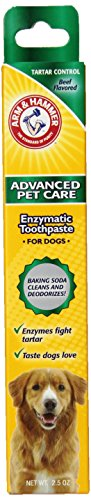 Arm & Hammer Advanced Care Enzymatic Toothpaste - Beef - Toothpaste Control Tartar Enzymatic