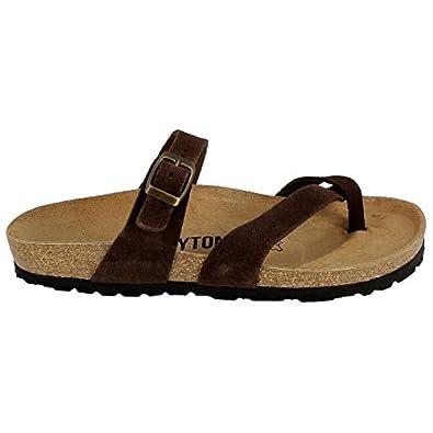 Sandales Femme Chaussures Bayton marron homme Mjus 809008 Rosa Canella 91oGaLu7O