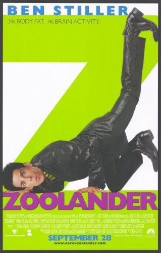 Pop Culture Graphics Zoolander (2001) - 11 x 17 - Style A