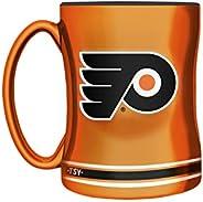 NHL Philadelphia Flyers Sculpted Mug, 14-Ounce
