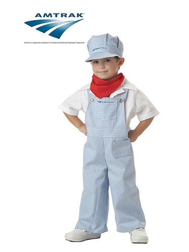 Amtra (Toddler Train Conductor Costumes)