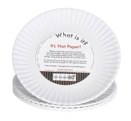 Dinner Plate 11 Melamine -