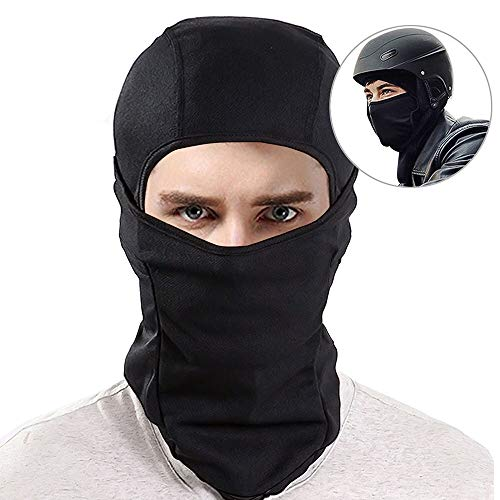 Top-Fans Balaclava - Windproof Face Mask Breathable for Motorcycle Helmet Cycling Skiing & Winter Sports - Men Women