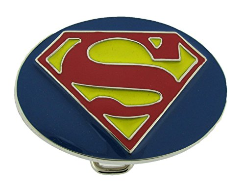 Superman Kids Belt Buckle DC Comics Warner Bros Original US American Superhero