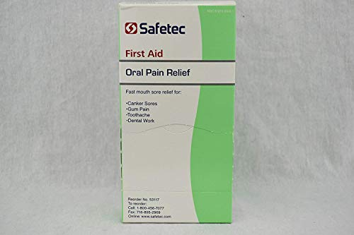 Oral Pain Relief Medications