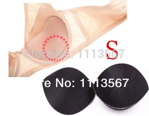 Dalab 20set Black Sewing in Bra Cups Soft Foam Size S Clothing Set Sewing Suppliers Bra Accessories WB5 by DalaB