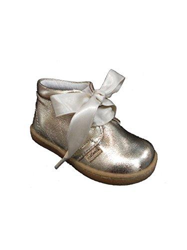 Melania Started With Satin Bow Lace-up Shoe MainApps