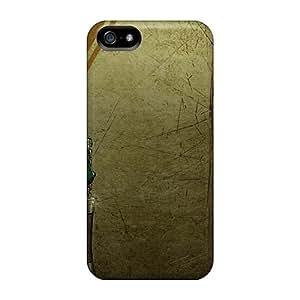 New Design Shatterproof TYi4573JQqt Case For Iphone 5/5s (michelangelo Teenage Mutant Ninja Turtles)