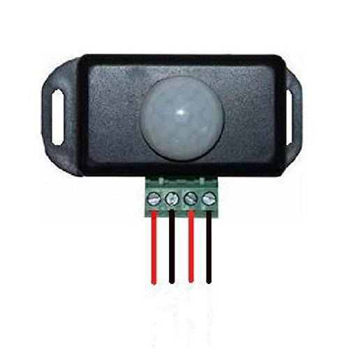 Automatic DC 12V-24V 8A Infrared PIR Motion Sensor Switch For LED light - 6