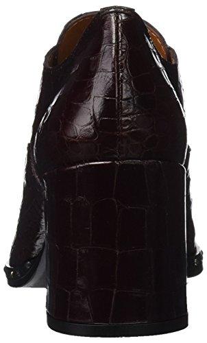 Retail Mujer Zapatos Oxford Vino Quintana Cordones ES para 6280 de Pons 014 Rojo qAEXvxgxw