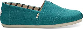 TOMS Men's Venice Collection Alpargata Green Lake Heritage Canvas 8 D US (B07MGMRCMB) | Amazon price tracker / tracking, Amazon price history charts, Amazon price watches, Amazon price drop alerts