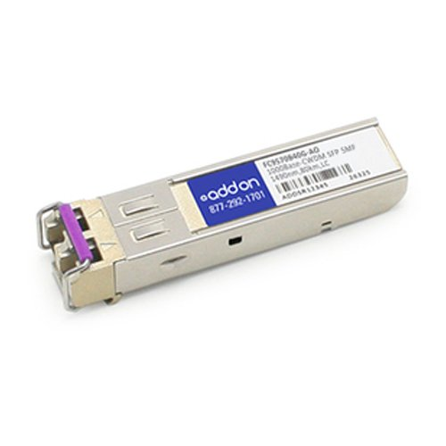 Image of Addon Fujitsu Fc9570b40g Compatible Taa Compliant 1000Base-Cwdm Sfp Transceiver Network Transceivers