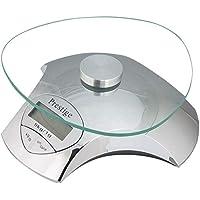 Prestige Digital Scale 5 Kg, Gray [Pr8017], Gray For