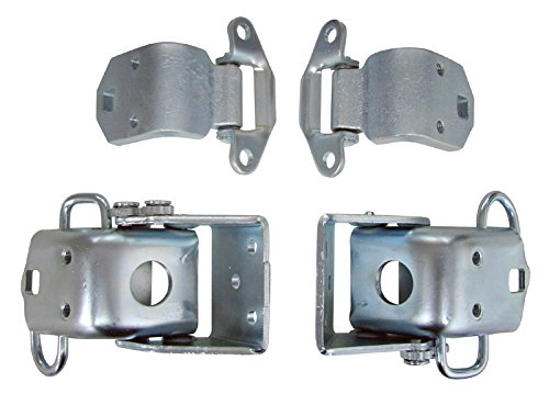 Auto Metal Direct Door Hinges - Upper/Lower Set - 67-74 A-Body