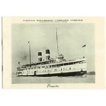 Cayuga Steamship Company Limited Prospectus