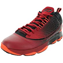 Jordan Men's CP3.VI AE, GYM RED/TOTAL CRIMSON/BLACK