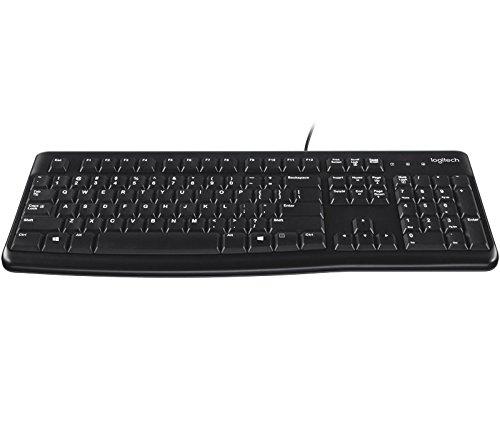Logitech 920-002478 K120 USB Keyboard
