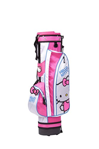 Hello Kitty Sports Girls Junior Golf Set (3-5 Years), Graphite, Pink