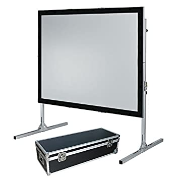 Image result for Fast-fold Portable Screen – 10ft x 5.9ft (16:9)