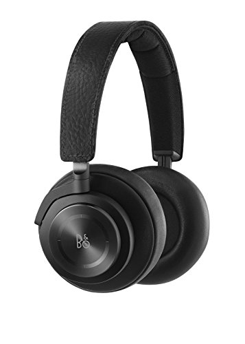 B&O PLAY by Bang & Olufsen Beoplay H7 Over-Ear Wireless Headphones, Black
