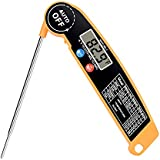 Maylibet Digital Meat Thermometer With Highly Accurate Instant Read Thermometer Probe And Electric Cooking Thermometer For Grilling Food Grill Candy Bbq Thermometer