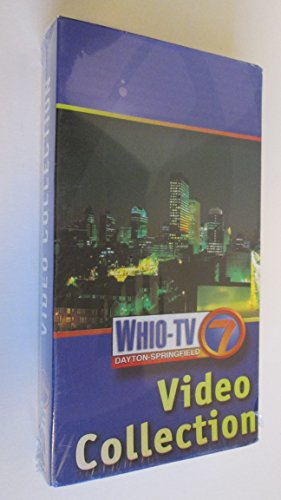 Whio Tv 7 Video Collection   1998 Us Air   Trade Show In Dayton  Vhs Tape  1998