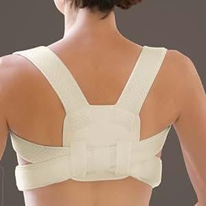 """Posture Corrective Brace- Beige 22""""-46"""""""