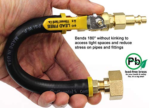 Winterize Sprinkler Systems and Outdoor Faucets: Air - Import It All