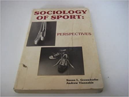 Download online Sociology of Sport Diverse Perspectives PDF, azw (Kindle)