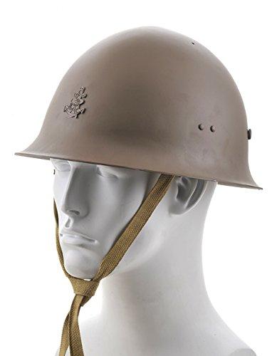 World War Supply WW2 Japanese Imperial Naval Landing Forces Steel Helmet ()