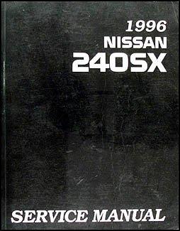nissan 240sx repair manual - 7