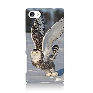 Lantern Unique Owls Phone Case for Sony Xperia Z5 Compact/ Z5 mini Owls Lovely Design