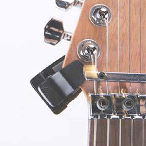 Mouchao Portable Guitar Tuner Color Screen with Built-in Battery USB Cable for Guitar