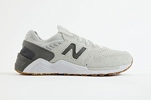 New Balance 009 Men's Running, Size 12, Color Nimbus Cloud/Castlerock Grey