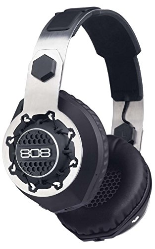 808 PERFORMER BT - Wireless + Wired Over-Ear Headphones - (Audiovox Rechargeable Battery)