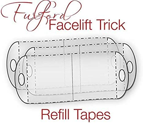 Bandas de estiramiento facial para cara, cuello y ojos ...