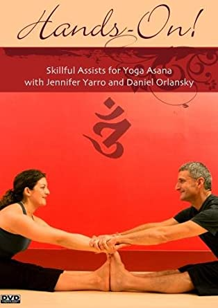 Amazon.com: Hands-On! Skillful Assists for Yoga Asana with ...
